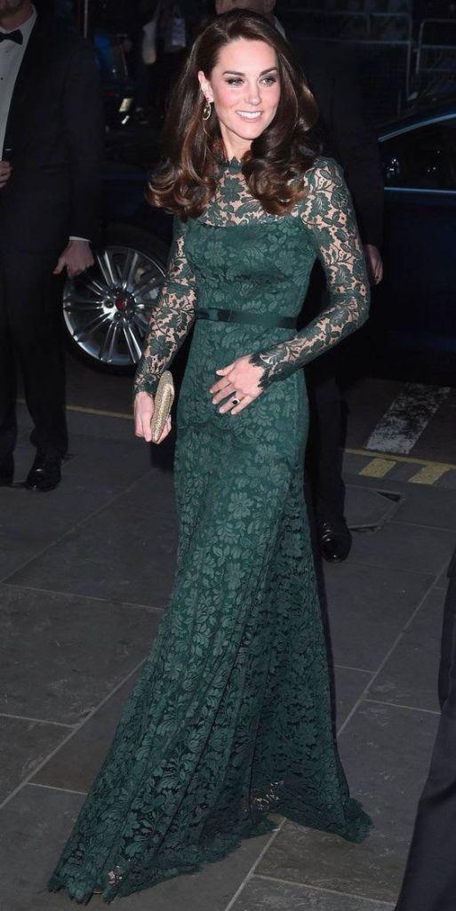 green dress kate